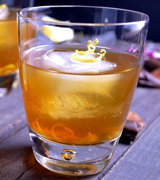 Charleston Light Dragoon Punch - A Classic!