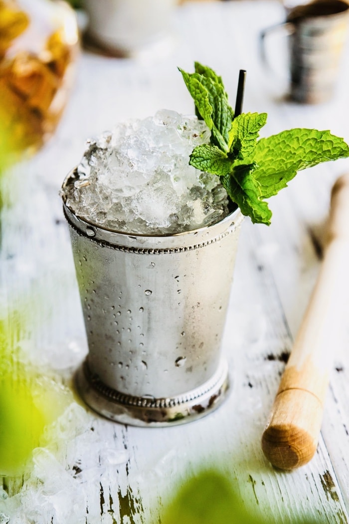 The Hirshon Canonical Mint Julep