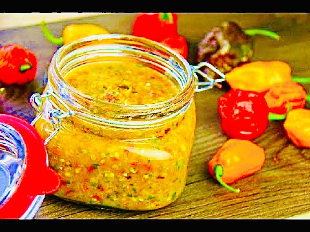 The Hirshon Bajan Hot Sauce