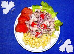 The Hirshon Peruvian Ceviche