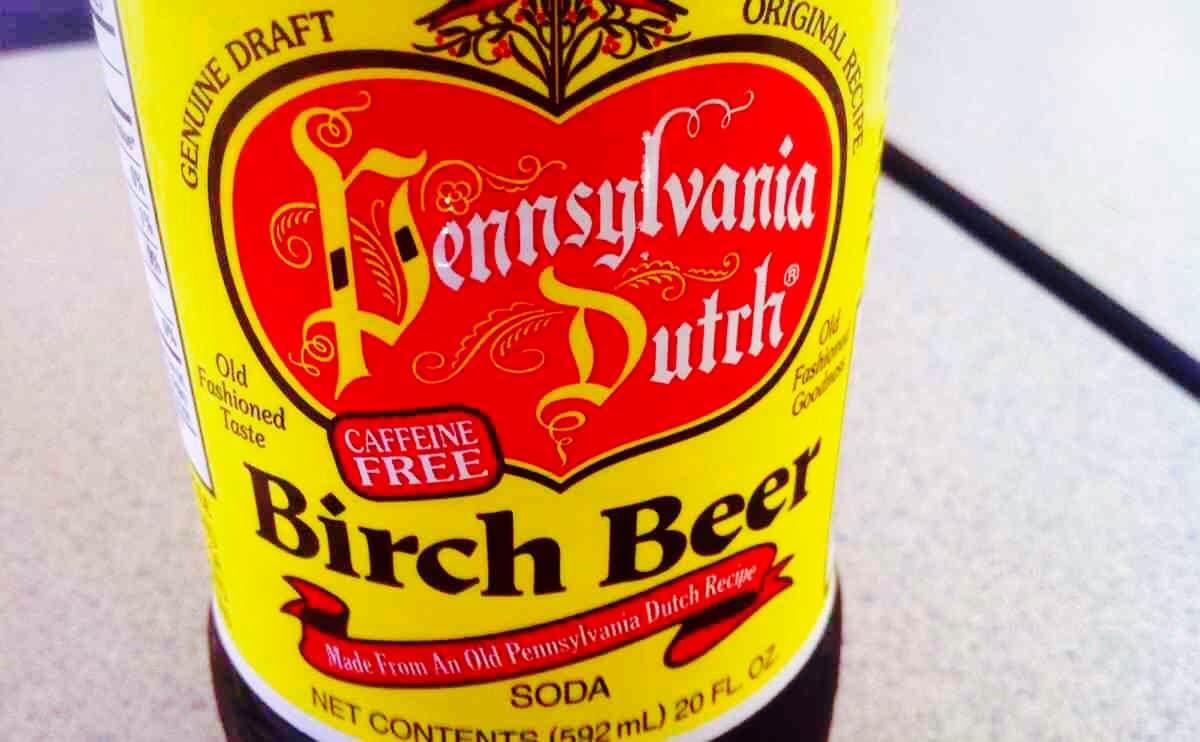 Pennsylvania Birch Beer
