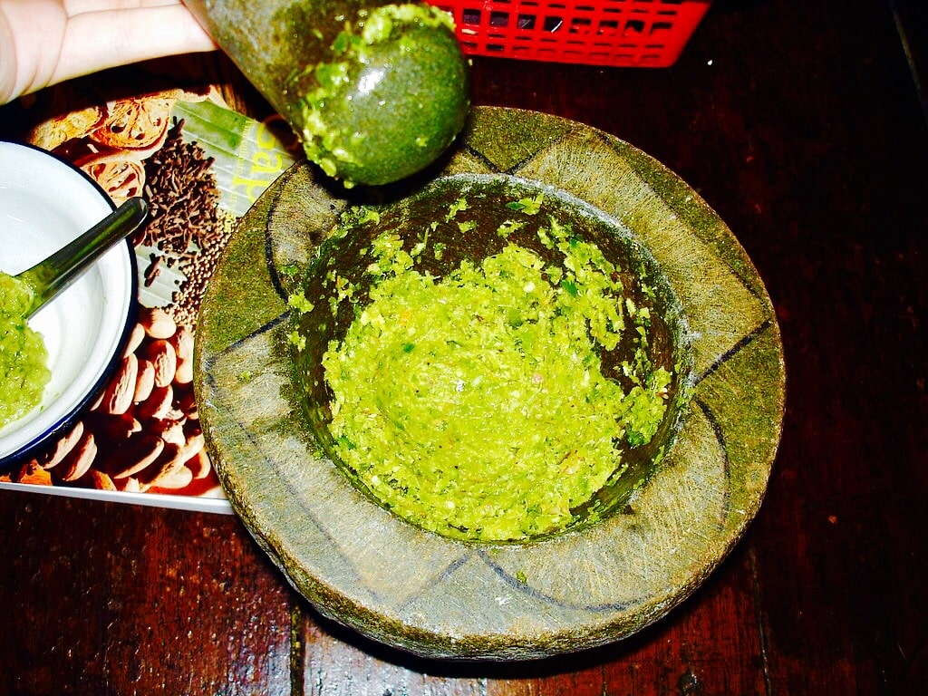 Seppi Renggli's Indonesian Curry Paste