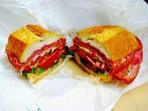 The Hirshon 18-Layer Dagwood Sandwich