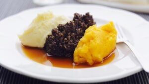 The Hirshon Haggis for Burns Night