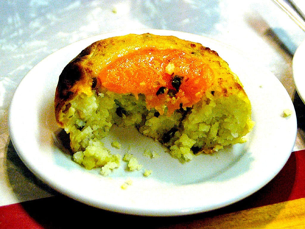 The Hirshon Jewish Potato Knish - קניש