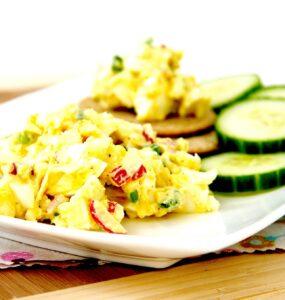 The Hirshon Deviled Egg Salad