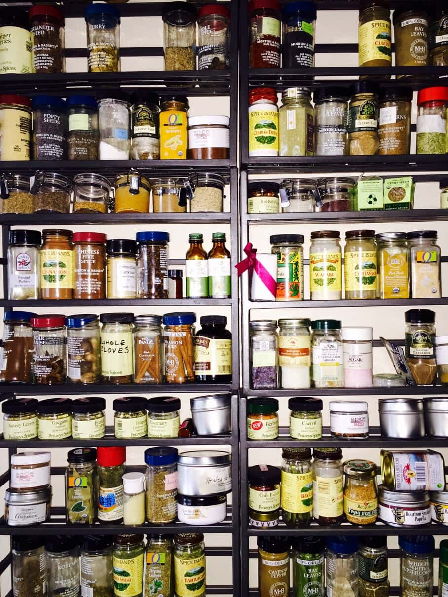 How Many Spices Are At TFD HQ?