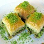 The Hirshon Greek Pistachio Baklava - Φιστίκι Μπακλάβα