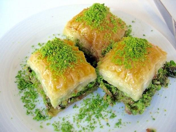 The Hirshon Greek Pistachio Baklava – Φιστίκι Μπακλάβα