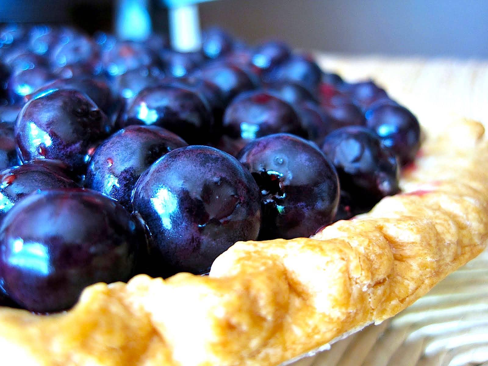 The Hirshon Blueberry Pie