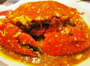The Hirshon Singapore Chili Crab – 辣椒螃蟹