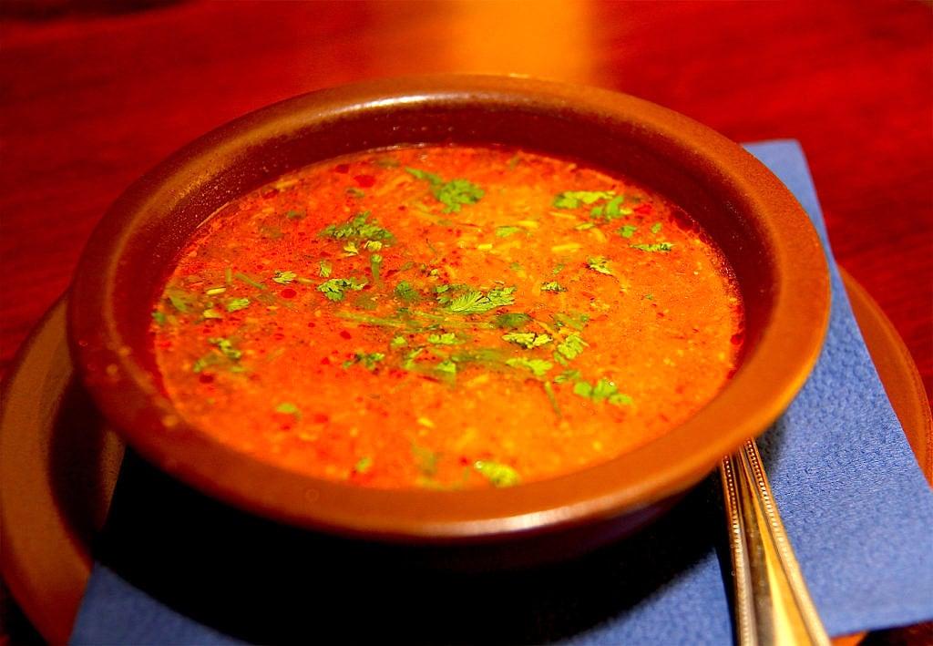 Georgian Kharcho Soup