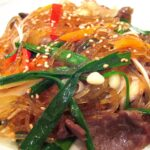 The Hirshon Japchae - 잡채
