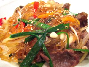The Hirshon Korean Japchae – 잡채