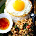 The Hirshon Thai Basil Pork - ผัดกะเพรา