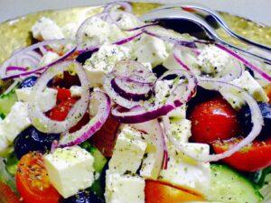 The Hirshon Greek Salad