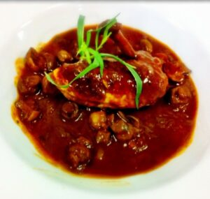 The Hirshon Chicken Chasseur