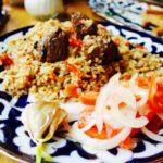 The Hirshon Uzbek Lamb Plov