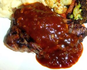 The Hirshon South African Monkey Gland Steak Sauce
