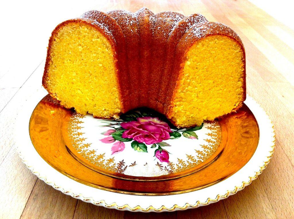 The Hirshon Portuguese Orange-Olive Oil Cake