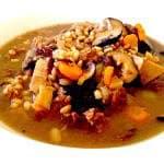 The Hirshon Greenland Sæl Suaasat - Meat & Barley Soup