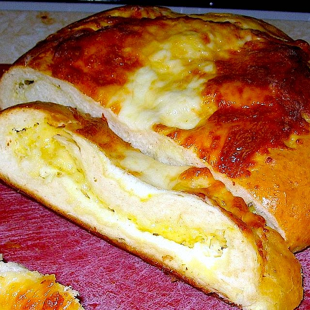 The Hirshon Georgian Khachapuri – ხაჭაპური