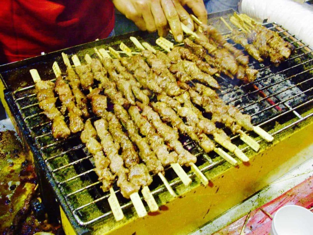 The Hirshon Xinjiang Lamb Kebabs – 羊肉串