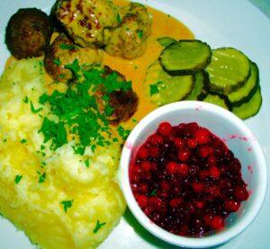 The Hirshon Swedish Meatballs – Köttbullar