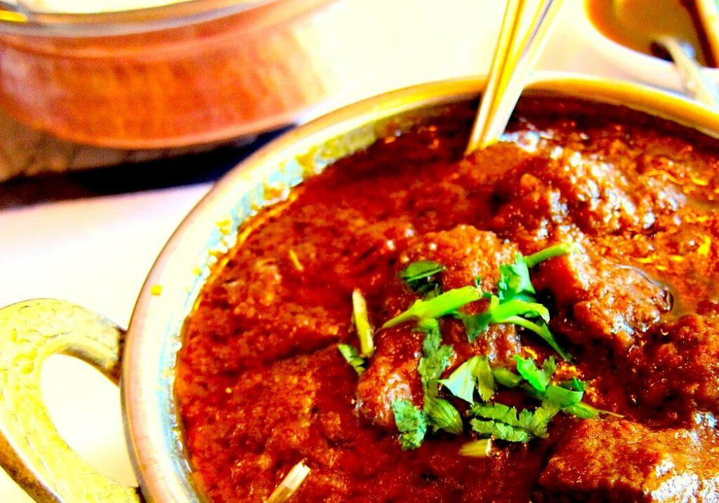 The Hirshon Nepali Lamb Tomato Tarkari