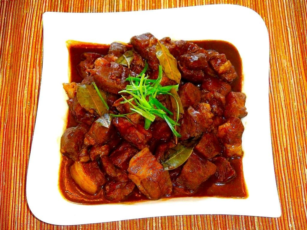 Filipino Pork Adobo