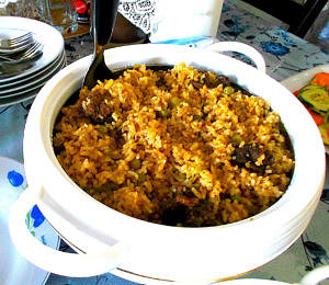 The Hirshon Zanzibar Beef Pilau