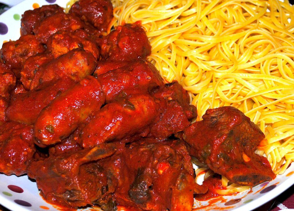 The Hirshon Italian-American Sunday 'Gravy'
