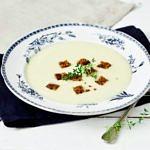 The Hirshon Finnish Garlic Soup – Valkosipulikeitto