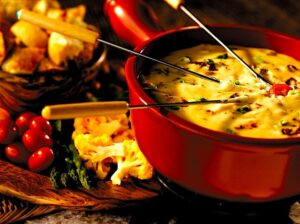 The Hirshon Swiss Fondue