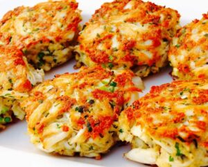 The Hirshon Maryland Crab Cakes