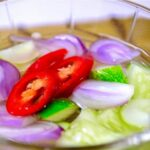 The Hirshon Thai Cucumber Pickles - อาจาด