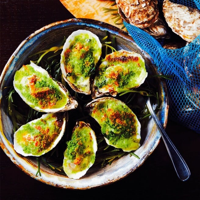 The Hirshon Oysters Rockefeller