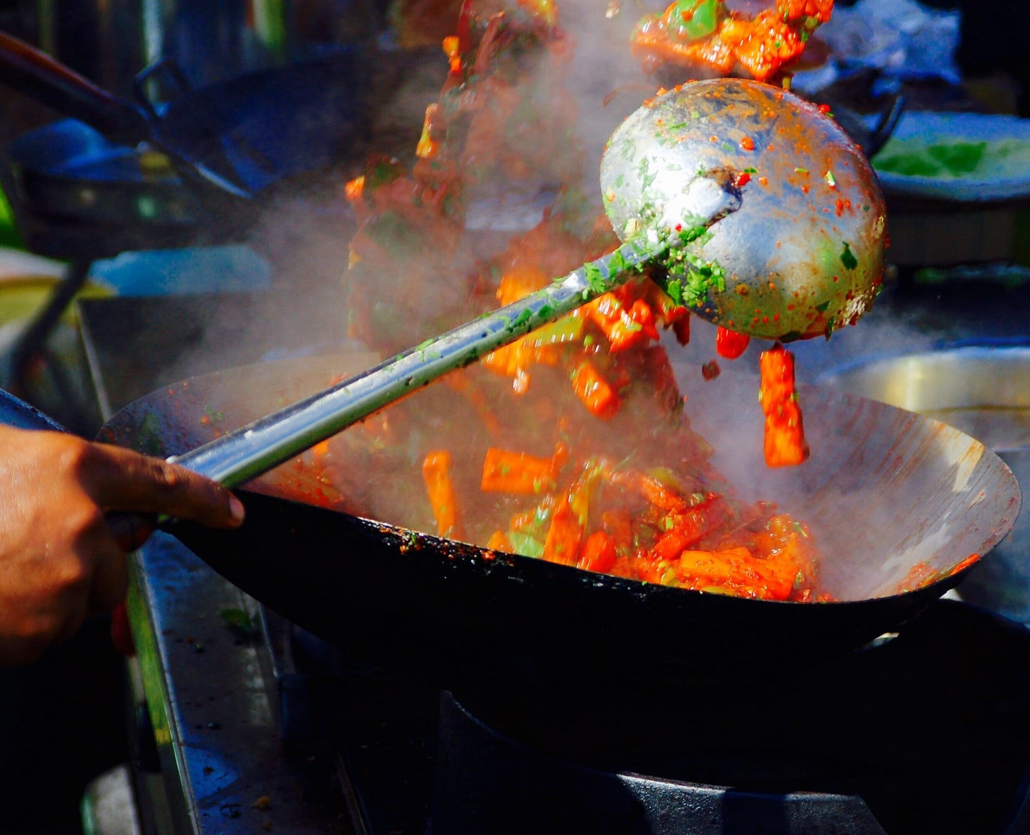 The 40 Methods of Chinese Cooking
