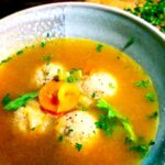 The Hirshon 'Triple Fowler' Chicken Soup And Matzo Balls