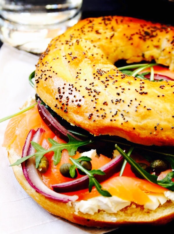 The Authentic NYC Bagel