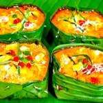 The Hirshon Cambodian Amok - អាមុកគ្រឿងសមុទ្រ