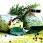 The Hirshon Italian Herbed Salt - Salamoia Bolognese