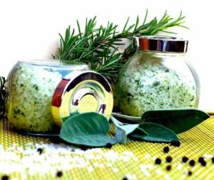 The Hirshon Italian Herbed Salt – Salamoia Bolognese
