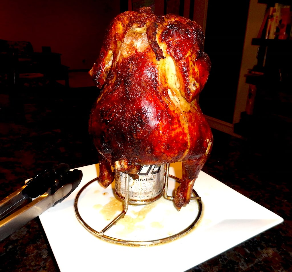 The Hirshon 'In The Oven' Beer Can Chicken