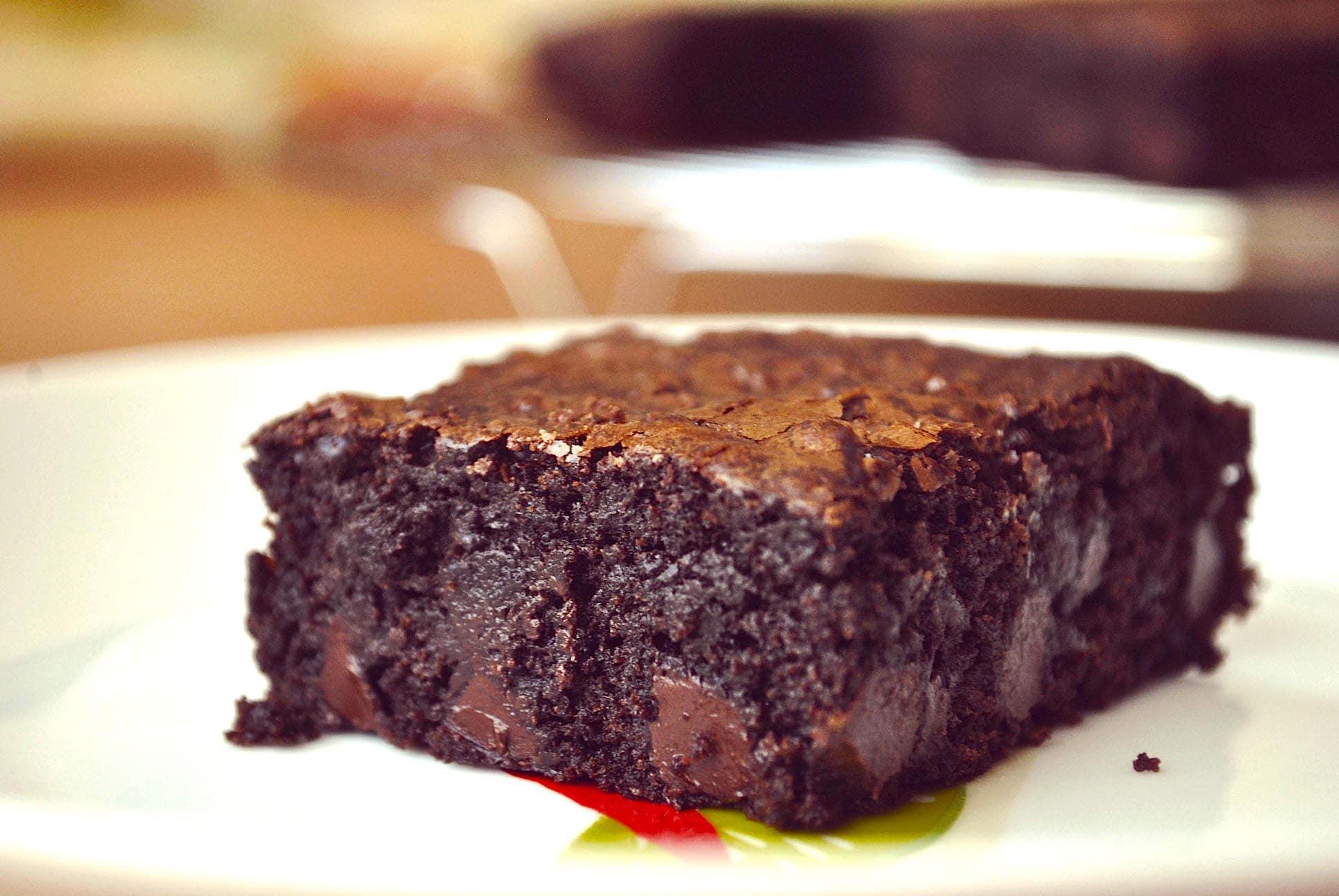The Hirshon Frangelico Brownie