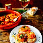 The Hirshon Spanish Shrimp in Garlic Sauce - Gambas al Ajillo