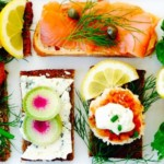 Smørrebrød - Danish Open-Faced Sandwiches