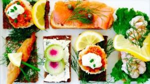 Smørrebrød – Danish Open-Faced Sandwiches