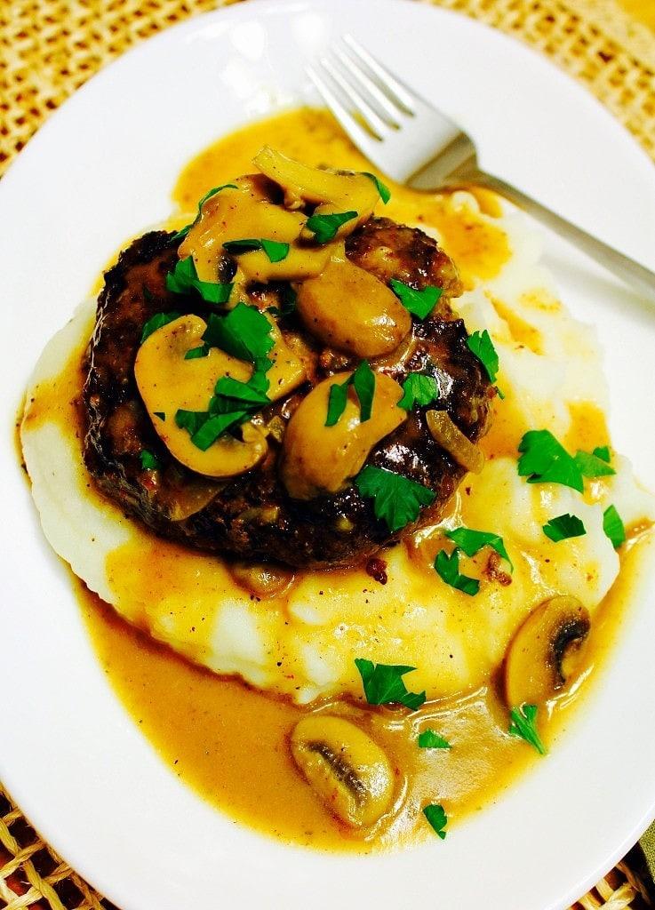 The Hirshon Salisbury Steak