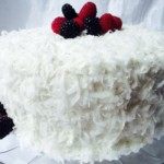 Alton Brown's Coconut Cake
